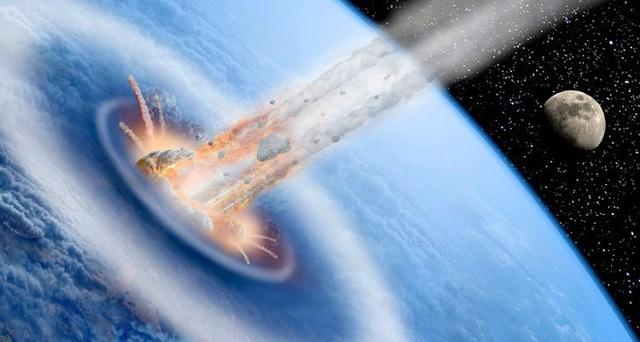 Khi thiên thạch đâm vào Trái Đất, loài người sẽ lập tức bị xóa sổ bởi hiện tượng gió tử thần - Ảnh 2.