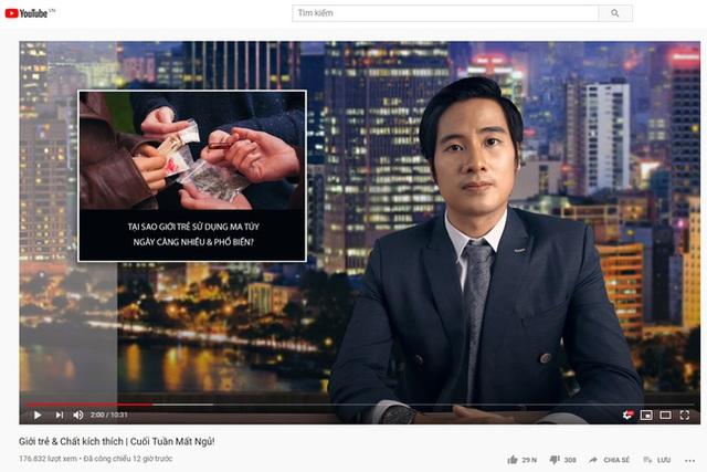 JVevermind bất ngờ ra video mới trên Youtube, chia sẻ nhạy cảm về ma túy, cắt ghép sai sự thật về chuyên gia để làm minh họa gây bức xúc - Ảnh 1.