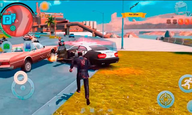 Top 3 game mang phong cách GTA chất và đẹp nhất trên Mobile, quan trọng là miễn phí hoàn toàn - Ảnh 2.