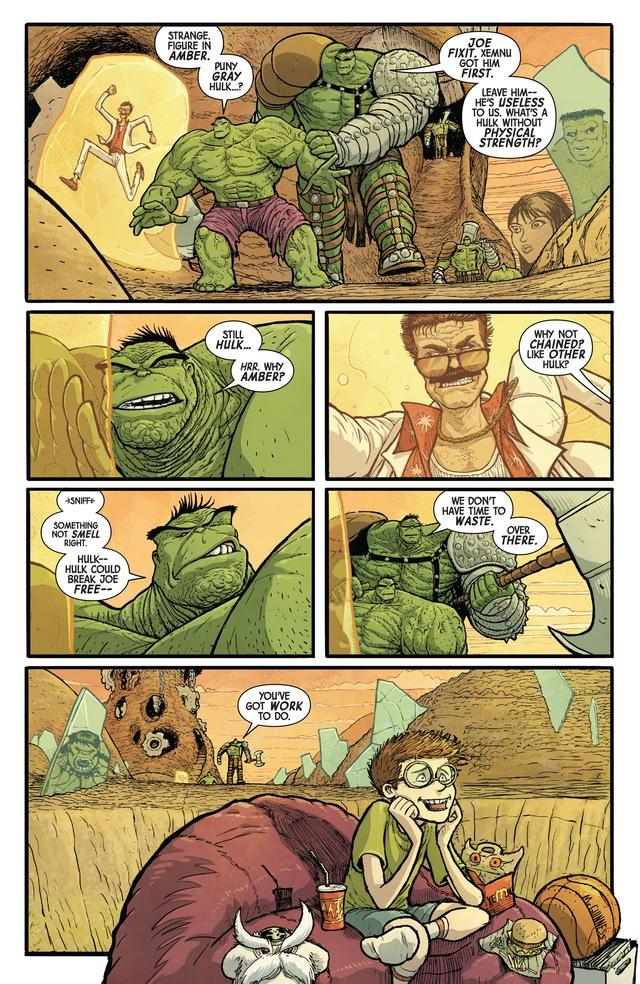 Marvel ngầm tiết lộ việc World War Hulk trở thành một kẻ xấu - Ảnh 8.