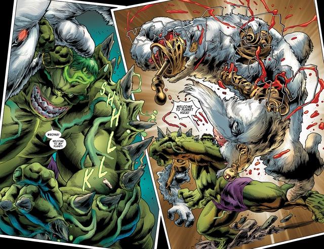 Marvel ngầm tiết lộ việc World War Hulk trở thành một kẻ xấu - Ảnh 4.
