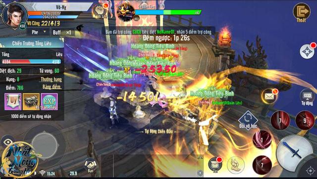 Nhất Mộng Giang Hồ game MMORPG 1 tượng đài của nền tảng PC 2-1591600824138378026054