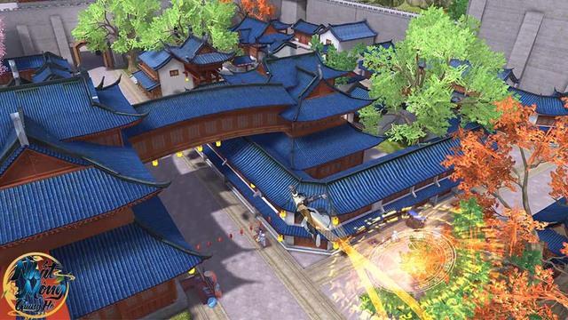 Nhất Mộng Giang Hồ game MMORPG 1 tượng đài của nền tảng PC 3-1591600834228147209728