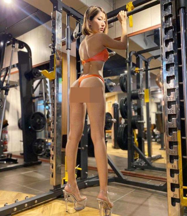 Checkin phòng gym nhưng mặc toàn... bikini, 2 hot girl nhận tấn gạch đá từ chính 500 anh em: Mặc thế thì tập kiểu gì? - Ảnh 2.