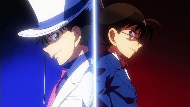 Mối quan hệ của Kaito Kid và Conan là hết sức đặc biệt