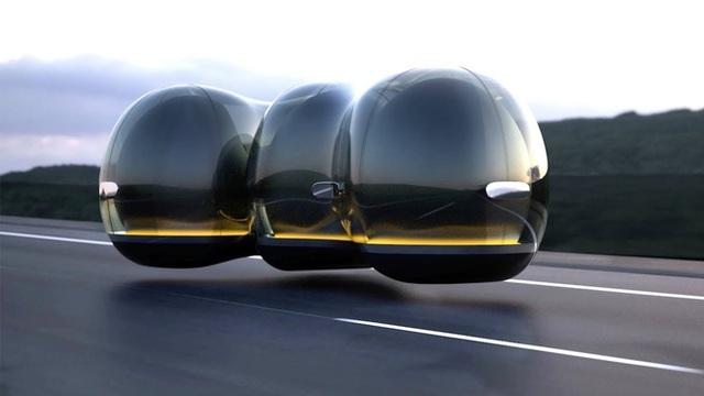 """Còn đây là concept phương tiện bay đậm chất tương lai """"Float""""."""