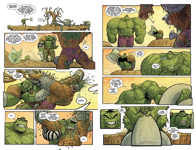 Marvel ngầm tiết lộ việc World War Hulk trở thành một kẻ xấu - Ảnh 7.
