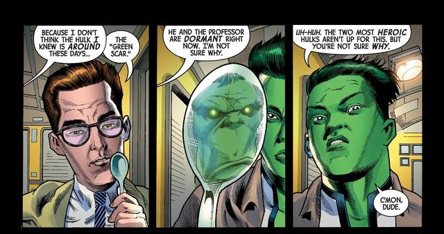 Marvel ngầm tiết lộ việc World War Hulk trở thành một kẻ xấu - Ảnh 5.
