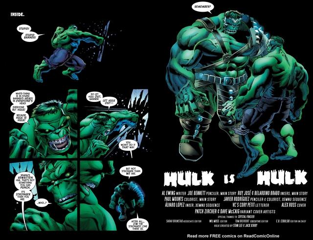 Marvel ngầm tiết lộ việc World War Hulk trở thành một kẻ xấu - Ảnh 3.