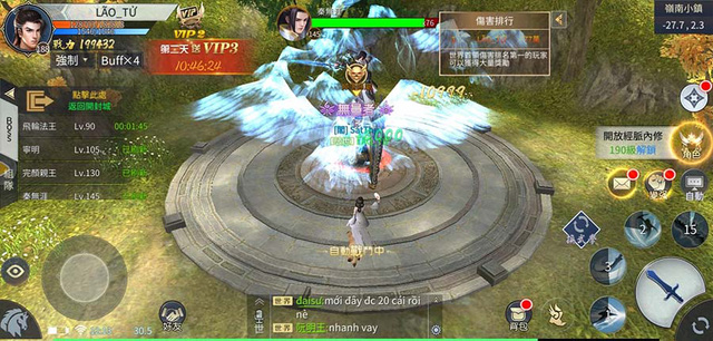 Nhất Mộng Giang Hồ tâm điểm chú ý của giới game thủ đam mê võ lâm, kiếm hiệp 2b-1591692493965419130985