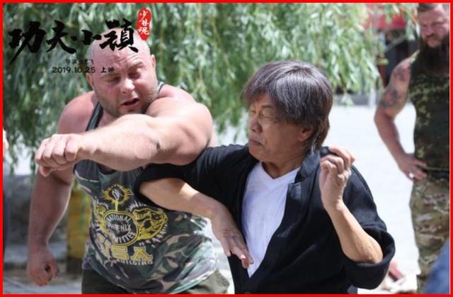 Loạt sao võ thuật vang bóng một thời của showbiz Hoa ngữ nhưng về già khốn khó, bệnh tật - Ảnh 3.