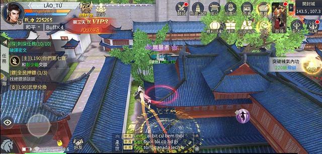 Nhất Mộng Giang Hồ tâm điểm chú ý của giới game thủ đam mê võ lâm, kiếm hiệp 7-1591692542239516096233