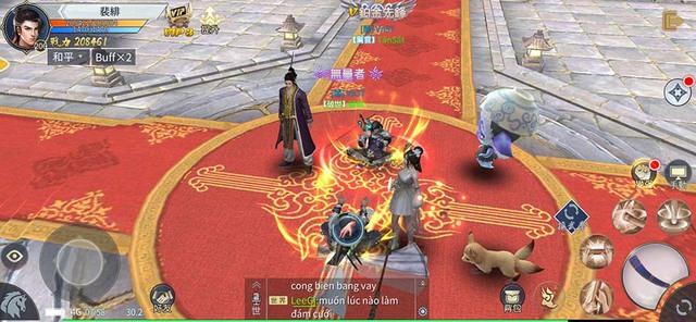 Nhất Mộng Giang Hồ tâm điểm chú ý của giới game thủ đam mê võ lâm, kiếm hiệp 7c-1591692542337883470655