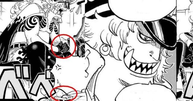 Spoiler One Piece 982: Luffy đụng độ chị em Ulti và Page One, Cửu Hồng Bao Denjiro chạm trán Tobi Roppo Sasaki - Ảnh 5.
