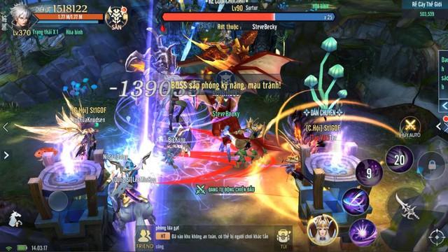 Vệ Thần Mobile đánh úp game thủ bằng mini-update, giftcode nhập mỏi tay! - Ảnh 2.