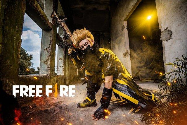 """Bộ ảnh Ngày Thanh Trừng của Free Fire ăn mưa gạch đá từ game thủ: """"Nhìn quả đầu như HKT phiên bản lỗi"""" - Ảnh 3."""