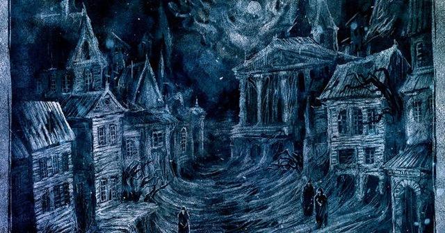 Truyền thuyết về Utburd: Khi linh hồn những đứa trẻ bị giam cầm ở trần gian - Ảnh 1.