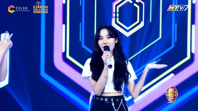 Tiếp bước cậu bạn Noway, đến lượt Mina Young chinh phục các nghệ sĩ khó tính trong gameshow truyền hình âm nhạc - Ảnh 5.