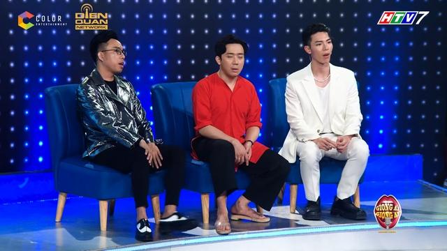 Tiếp bước cậu bạn Noway, đến lượt Mina Young chinh phục các nghệ sĩ khó tính trong gameshow truyền hình âm nhạc - Ảnh 3.