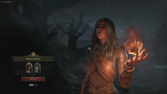 20 phút gameplay của Sorceress, phù thủy tối thượng của Diablo IV - Ảnh 1.