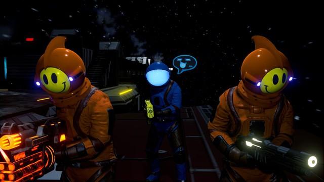 Game thủ Steam đổ xô chơi game co-op kinh dị ngoài không gian cực hot Unfortunate Spacemen, đã thế còn miễn phí 100% - Ảnh 1.