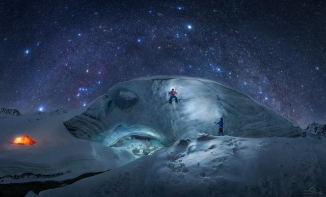 25 bức ảnh Dải ngân hà đẹp nhất 2020, đặt làm hình nền thì đẹp vô cùng (P1) - Ảnh 1.
