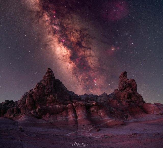 25 bức ảnh Dải ngân hà đẹp nhất 2020, đặt làm hình nền thì đẹp vô cùng (P1) - Ảnh 3.