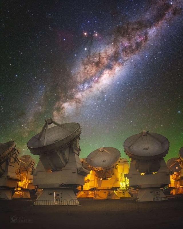 25 bức ảnh Dải ngân hà đẹp nhất 2020, đặt làm hình nền thì đẹp vô cùng (P1) - Ảnh 4.