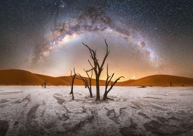 25 bức ảnh Dải ngân hà đẹp nhất 2020, đặt làm hình nền thì đẹp vô cùng (P1) - Ảnh 5.
