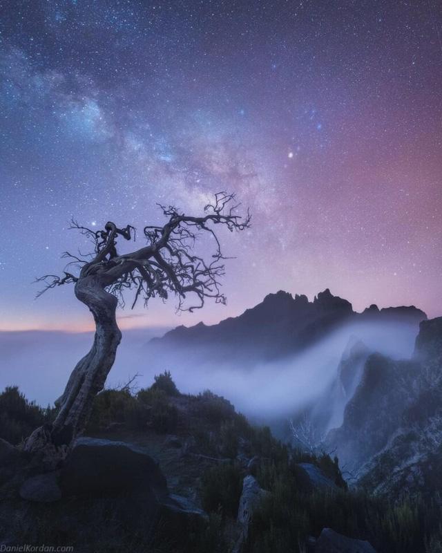 25 bức ảnh Dải ngân hà đẹp nhất 2020, đặt làm hình nền thì đẹp vô cùng (P1) - Ảnh 6.