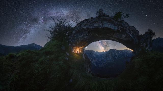 25 bức ảnh Dải ngân hà đẹp nhất 2020, đặt làm hình nền thì đẹp vô cùng (P1) - Ảnh 9.