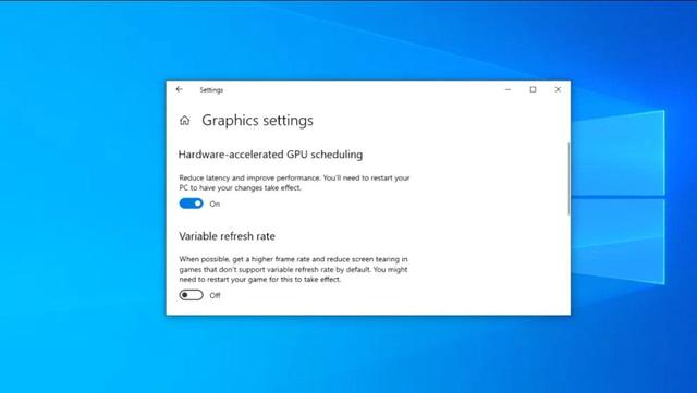 Windows 10 ra mắt tính năng giúp chơi game mượt hơn trên máy tính - Ảnh 1.