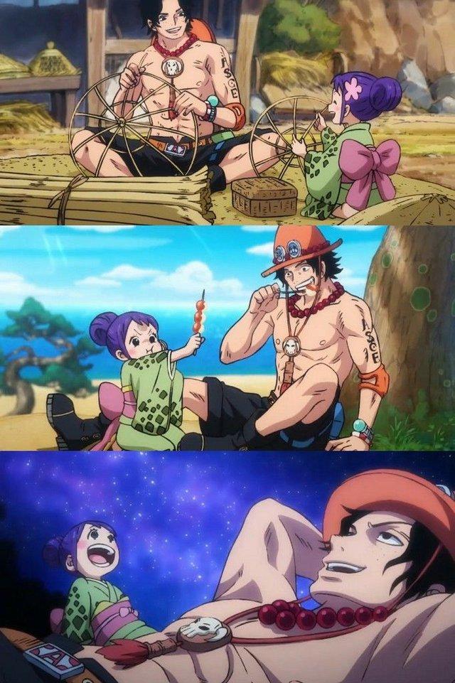 Giả thuyết One Piece: Trước khi gia nhập băng Râu Trắng, hỏa quyền Ace đã được Kaido mời vào băng Bách Thú? - Ảnh 2.