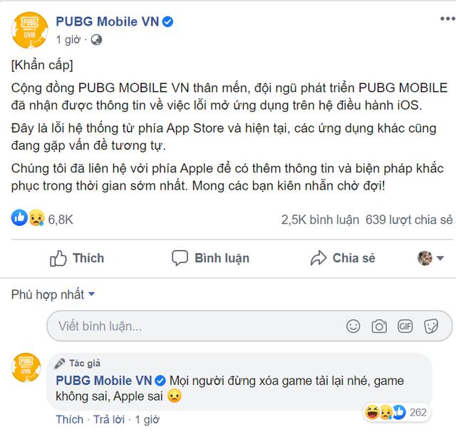 Gặp sự cố nghiêm trọng, Free Fire, Liên Quân, PUBG Mobile sập đồng loạt khiến người chơi không thể truy cập - Ảnh 2.