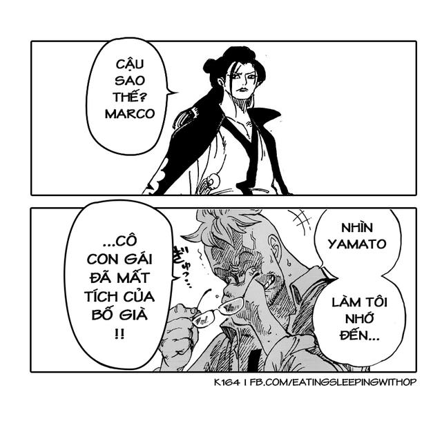 Chết cười với loạt ảnh Wano và những cú bẻ cua cực gắt khiến fan One Piece không thể nhịn cười - Ảnh 10.