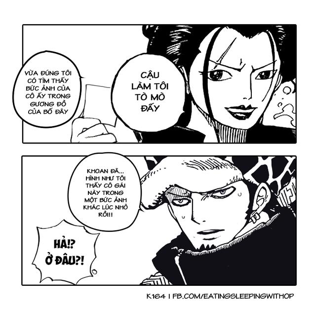 Chết cười với loạt ảnh Wano và những cú bẻ cua cực gắt khiến fan One Piece không thể nhịn cười - Ảnh 11.