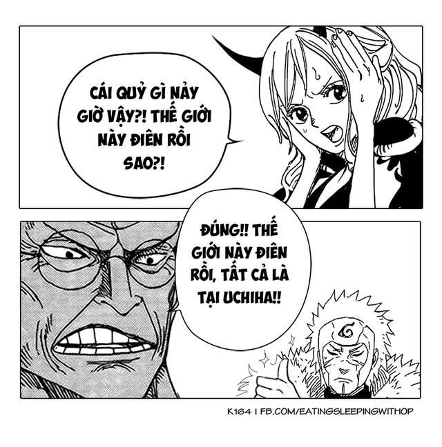 Chết cười với loạt ảnh Wano và những cú bẻ cua cực gắt khiến fan One Piece không thể nhịn cười - Ảnh 16.