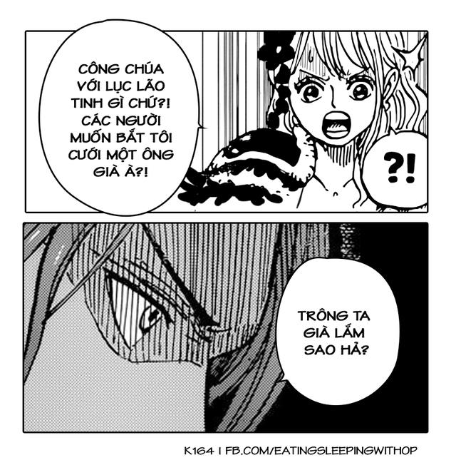 Chết cười với loạt ảnh Wano và những cú bẻ cua cực gắt khiến fan One Piece không thể nhịn cười - Ảnh 18.