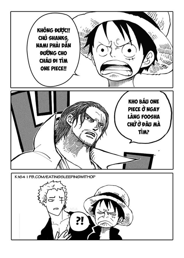 Chết cười với loạt ảnh Wano và những cú bẻ cua cực gắt khiến fan One Piece không thể nhịn cười - Ảnh 20.