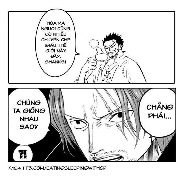 Chết cười với loạt ảnh Wano và những cú bẻ cua cực gắt khiến fan One Piece không thể nhịn cười - Ảnh 7.