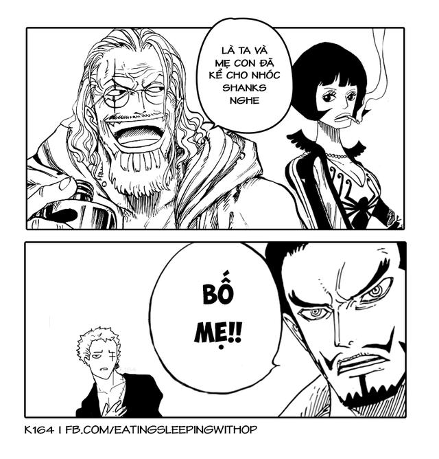 Chết cười với loạt ảnh Wano và những cú bẻ cua cực gắt khiến fan One Piece không thể nhịn cười - Ảnh 9.