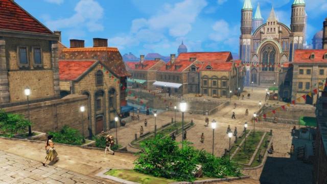 Game RPG chuyển thể từ tựa manga đình đám Fairy Tail ấn định ngày phát hành - Ảnh 1.