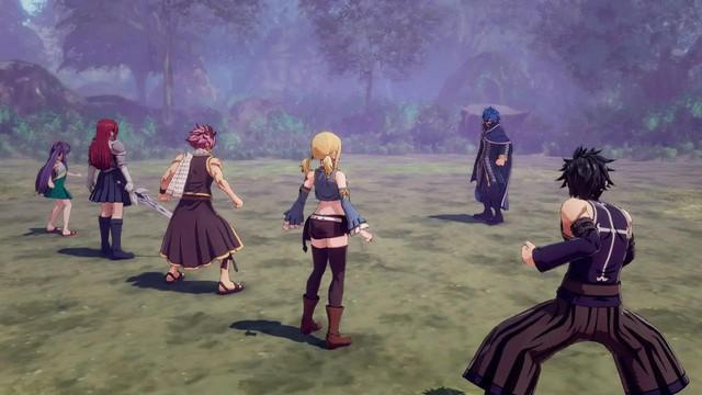 Game RPG chuyển thể từ tựa manga đình đám Fairy Tail ấn định ngày phát hành - Ảnh 2.