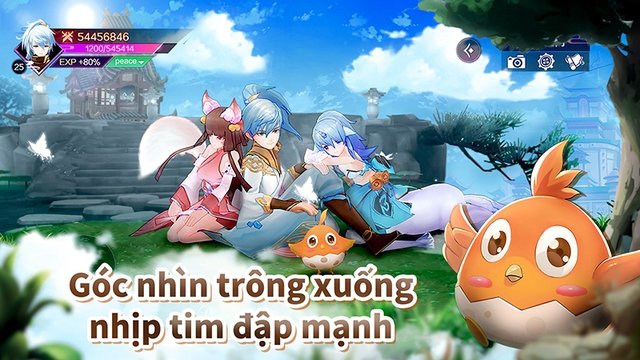 Goddess MUA Mobile game MMORPG mạo hiểm, khám phá thế giới thượng cổ Photo-2-1594440147203897441512