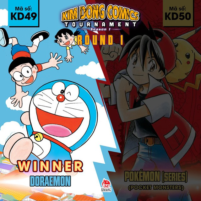 Điểm lại hành trình của 5 bộ manga vào chung kết Kim Đồng Comics Tournament: Ai cũng xứng đáng lên ngôi vương! - Ảnh 3.