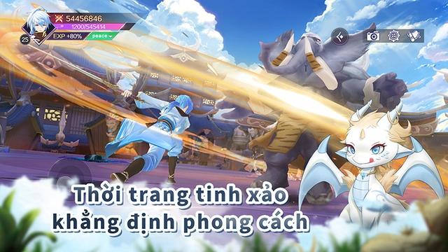 Goddess MUA Mobile game MMORPG mạo hiểm, khám phá thế giới thượng cổ Photo-3-15944401477251196143475
