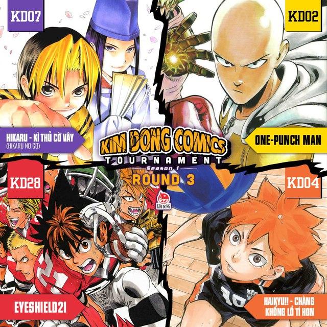 Điểm lại hành trình của 5 bộ manga vào chung kết Kim Đồng Comics Tournament: Ai cũng xứng đáng lên ngôi vương! - Ảnh 6.