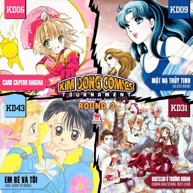 Điểm lại hành trình của 5 bộ manga vào chung kết Kim Đồng Comics Tournament: Ai cũng xứng đáng lên ngôi vương! - Ảnh 7.