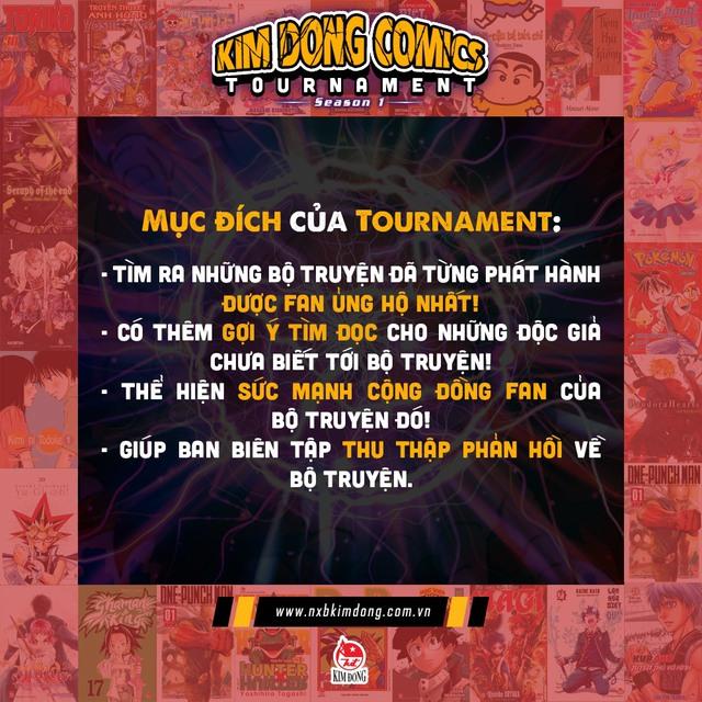 Điểm lại hành trình của 5 bộ manga vào chung kết Kim Đồng Comics Tournament: Ai cũng xứng đáng lên ngôi vương! - Ảnh 9.
