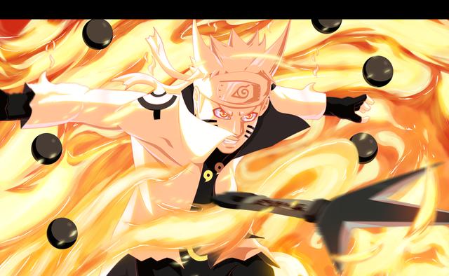 Naruto: Top 5 dạng nhẫn thuật mà Naruto có thể làm được, còn Sasuke thì không - Ảnh 1.